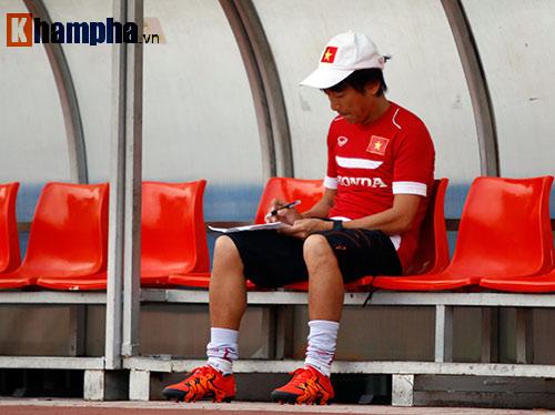 """U23 Việt Nam """"căng như dây đàn"""" trước ngày đi Qatar - 3"""