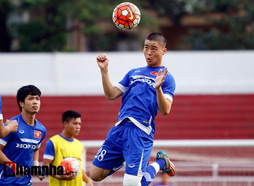 """U23 Việt Nam """"căng như dây đàn"""" trước ngày đi Qatar - 1"""