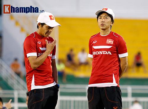 """U23 Việt Nam """"căng như dây đàn"""" trước ngày đi Qatar - 11"""