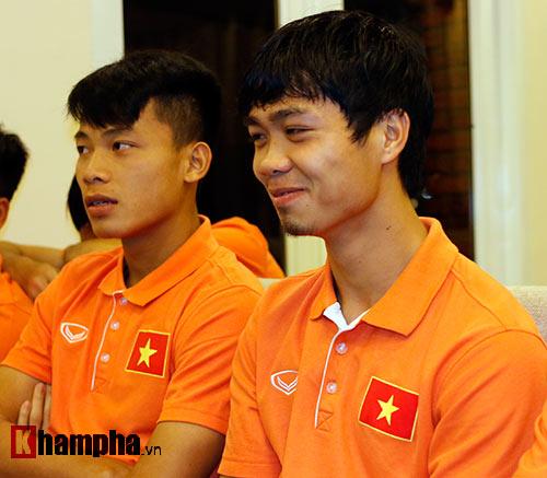 """U23 Việt Nam """"căng như dây đàn"""" trước ngày đi Qatar - 13"""