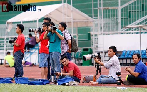"""U23 Việt Nam """"căng như dây đàn"""" trước ngày đi Qatar - 8"""