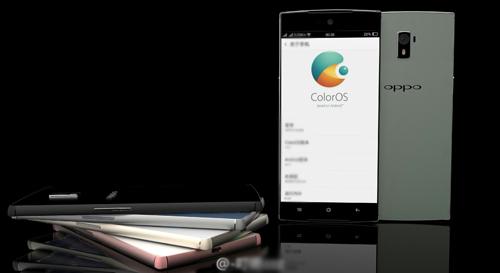 Siêu smartphone RAM 6GB của Oppo lộ diện - 2