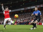 """Bóng đá - Arsenal - Bournemouth: Sân khấu của """"Vua kiến tạo"""""""