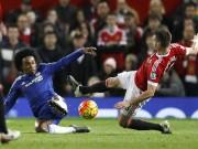 Bóng đá - 3 tình huống MU đòi phạt đền trước Chelsea
