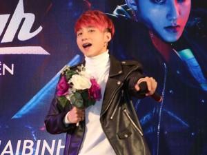 Ca nhạc - MTV - Sơn Tùng chiều fan Thái Bình hết cỡ