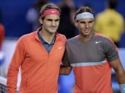 Thể thao - Tennis 2015: Kết thúc kỷ nguyên Nadal Federer