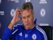 """Bóng đá - Hiddink cảnh báo SAO Chelsea, tính đón """"bom tấn"""" Real"""