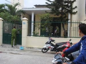 Tin Đà Nẵng - Đà Nẵng tổ chức họp báo vụ người Trung Quốc bị bắn chết