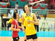 Chân dài cao nhất bóng chuyền VN đầu quân CLB số 1 Thái