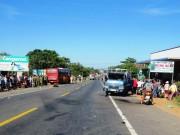 Tin tức trong ngày - Tai nạn kinh hoàng, 2 người chết, tài xế bỏ trốn