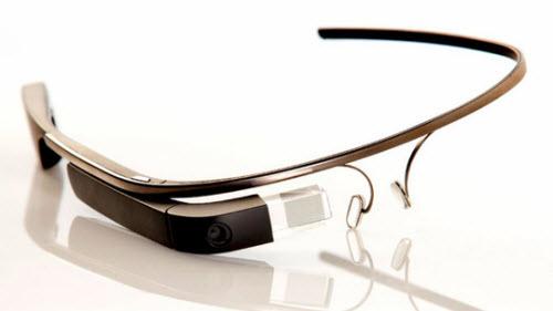 Lộ diện kính thông minh Google Glass mới - 1