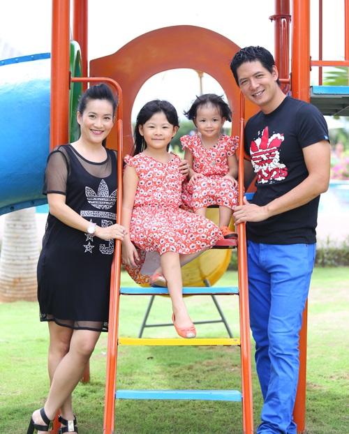 Bình Minh tiết lộ bí quyết nuôi dạy hai công chúa nhỏ - 3