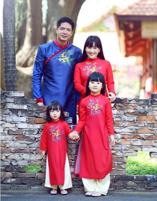 Bình Minh tiết lộ bí quyết nuôi dạy hai công chúa nhỏ - 5
