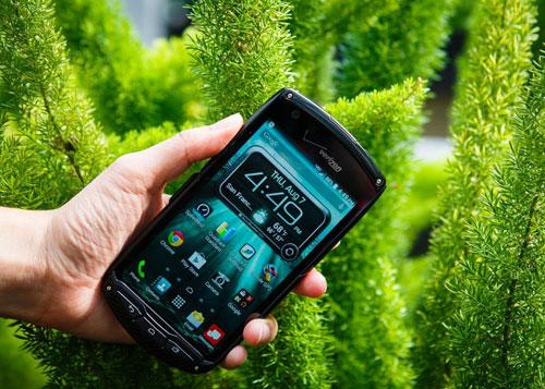 Kyocera Brigadier- Smartphone Nhật Bản thách thức mọi va chạm - 4