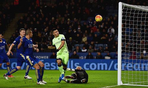 Bị Leicester cầm hòa, Pellegrini tiếc nuối - 1