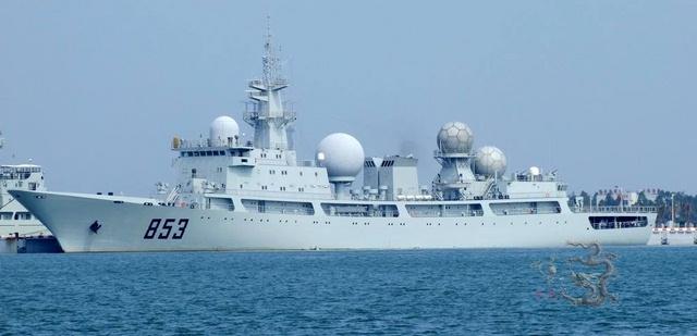 Trung Quốc bổ sung 3 tàu chiến vào Hạm đội Biển Đông - 1