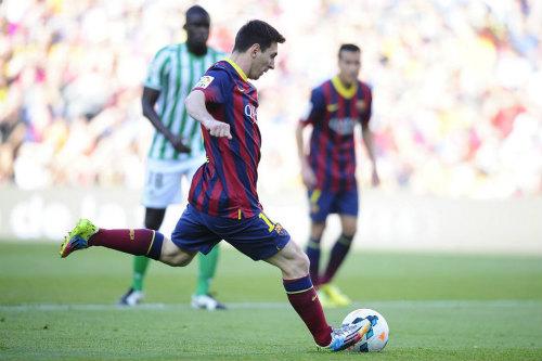 Barcelona – Real Betis: Một năm viên mãn - 2