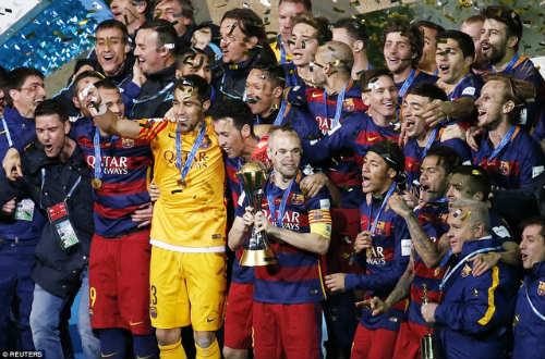 Barcelona – Real Betis: Một năm viên mãn - 1