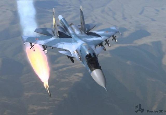 Phương Tây thừa nhận Nga không kích IS hiệu quả - 2