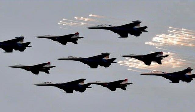 Phương Tây thừa nhận Nga không kích IS hiệu quả - 1