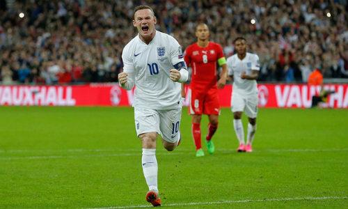 Sa sút, Rooney có thể không được dự Euro 2016 - 1