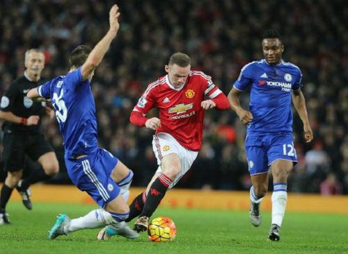 Sa sút, Rooney có thể không được dự Euro 2016 - 2
