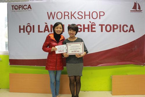 Hội lành nghề Kế toán - Chắp cánh ước mơ cho nữ kế toán trưởng - 1