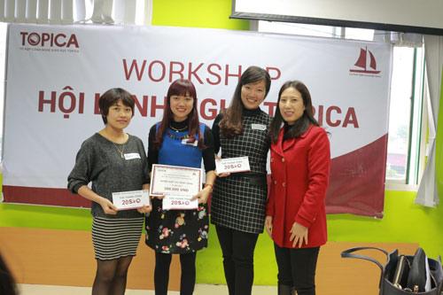 Hội lành nghề Kế toán - Chắp cánh ước mơ cho nữ kế toán trưởng - 2