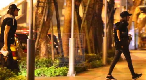 Lộ ảnh Lâm Tâm Như hẹn hò 'qua đêm' với Ngôn Thừa Húc - 5