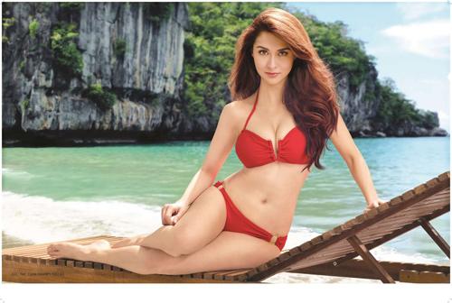 Tân Hoa hậu Hoàn vũ trượt top mỹ nhân Philippines 2015 - 2