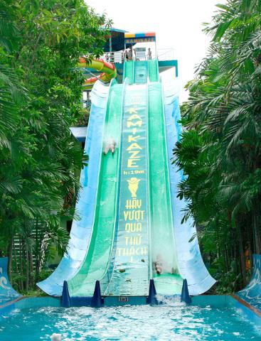 Đón Năm Mới – Chinh phục trò chơi mới tại công viên nước Đầm Sen - 5