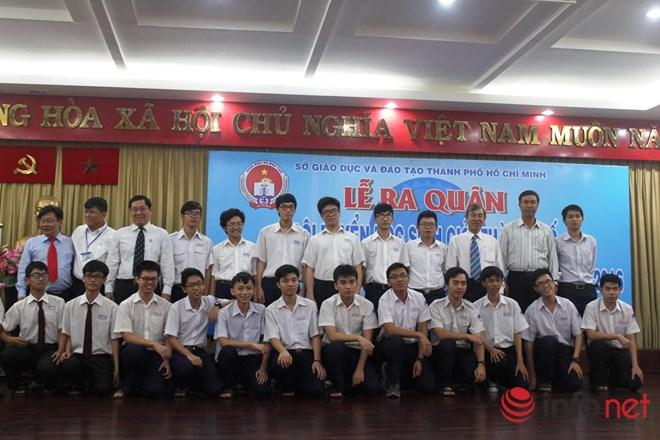 TPHCM: 179 học sinh tham dự kỳ thi học sinh giỏi quốc gia - 1