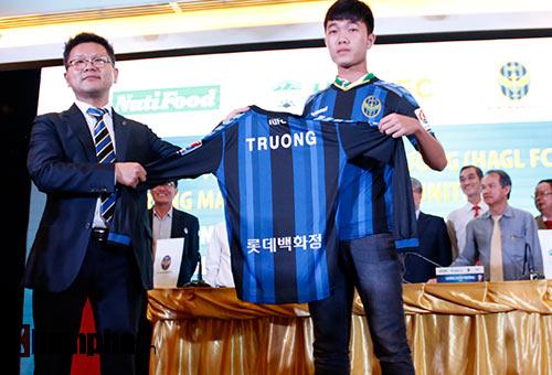 Xuân Trường mơ được chơi ở MU như Park Ji-Sung - 1