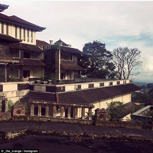 """Lạnh tóc gáy với """"khách sạn ma"""" ở chốn thiên đường Bali - 11"""