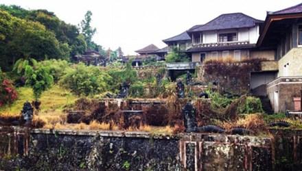 """Lạnh tóc gáy với """"khách sạn ma"""" ở chốn thiên đường Bali - 1"""