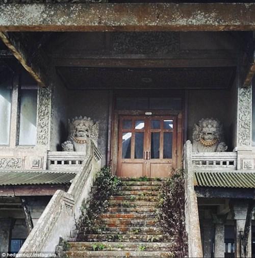 """Lạnh tóc gáy với """"khách sạn ma"""" ở chốn thiên đường Bali - 5"""