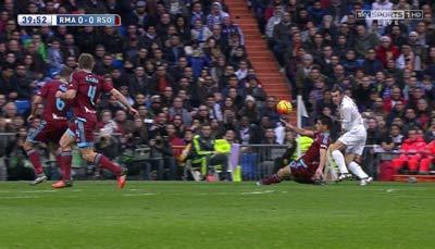 Chi tiết Real Madrid - Sociedad: Hy vọng vụt tắt (KT) - 6