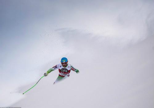 """50 hình ảnh thể thao SỐC 2015: """"Cơn điên"""" của Djokovic (P2) - 10"""