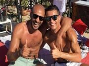 """Bóng đá - Ronaldo đón Năm mới bên """"bạn trai tin đồn"""""""