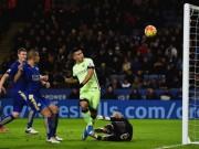 Bóng đá - Bị Leicester cầm hòa, Pellegrini tiếc nuối