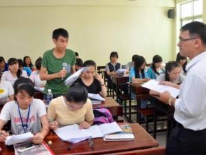 Giáo dục - du học - Giáo viên nghe - nói tiếng Anh ấm ớ