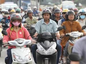 Tin tức trong ngày - Quyết hạn chế xe cá nhân