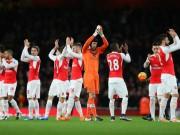 Bóng đá - Arsenal vô địch mùa đông: Đã hay còn gặp may