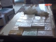Video An ninh - TP.HCM: Phá 2 đường dây ma túy lớn, bắt 75 bánh heroin