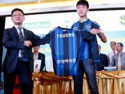 Bóng đá - Xuân Trường mơ được chơi ở MU như Park Ji-Sung