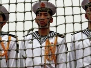 Trung Quốc bổ sung 3 tàu chiến vào Hạm đội Biển Đông