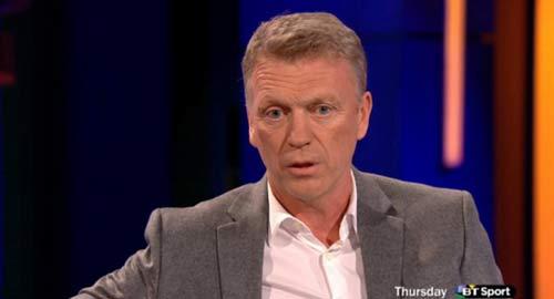 """Bảo vệ Van Gaal, Moyes mong MU đừng biến thành """"cối xay"""" - 1"""