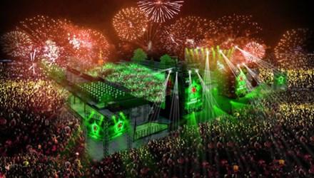 Những địa điểm lễ hội đếm ngược chào năm mới 2016 - 1