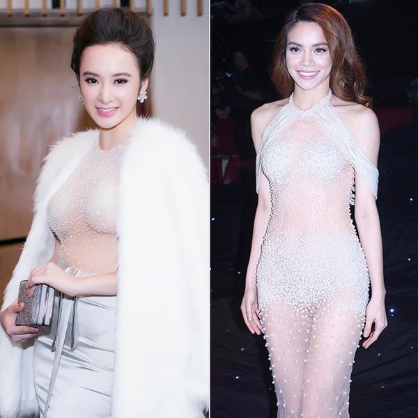 Angela Phương Trinh lại gây 'bão' với áo xuyên thấu - 5