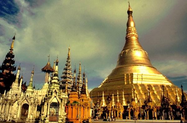 Những điểm du lịch tâm linh ở châu Á dịp đầu năm - 1